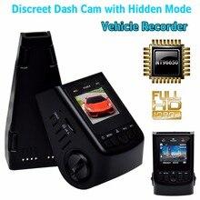 Original Novatek 96650 B40 Pro A118C FHD 1080 P Súper Condensadores Dvr coche Dash Cámara WDR + LWDS Automático Grabadora de Vídeo con GPS modelo