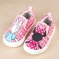 En la primavera de 2017 niños Coreanos zapatos de marea de los bebés y los muchachos de los zapatos zapatos de los niños 1-3 años de edad del niño del bebé zapatos