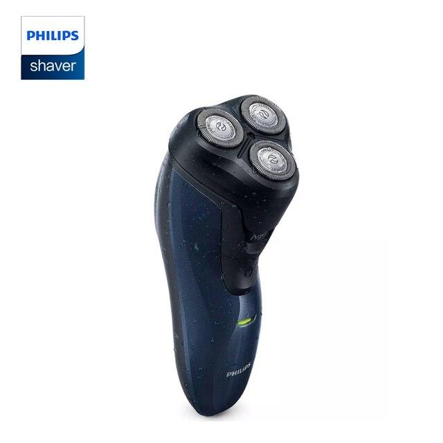 Philips Электробритва FT668 Моющиеся Чистой Резки Сухой Влажное Бритье Универсальный Напряжение