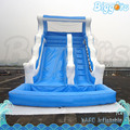 Sea Shipping 9x5x4.5m Factory Price Inflatable Jumping Castles Water Slide Pool Inflatable Water Pool Slide With Free Blowers