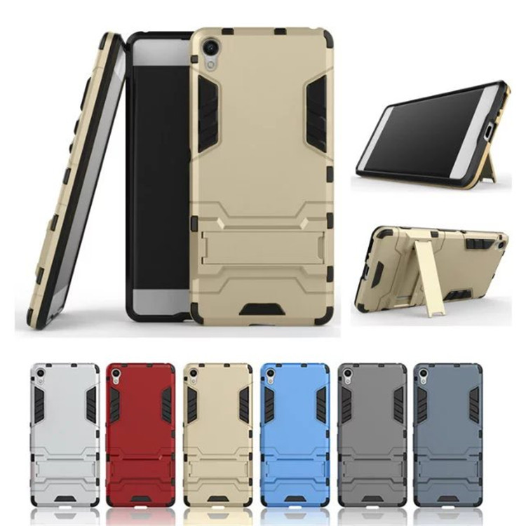 Phone <font><b>Case</b></font> Cover For <font><b>SONY</b></font> <font><b>Xperia</b></font> XA <font><b>Case</b></font> 2 in 1 Armor Housing For <font><b>SONY</b></font> <font><b>Xperia</b></font> XA <font><b>F3111</b></font> F3113 F3115 F3112 F3116 Cover Bag Shell image