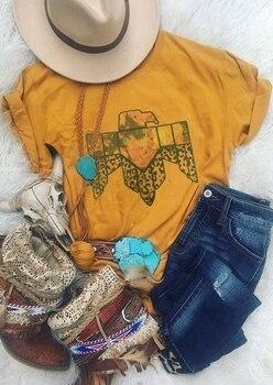 女性 Tシャツ夏半袖サンダーバード花ヒョウプリント女性のファッション Tシャツトップス Tシャツ