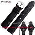 New chegou couro Genuíno pulseira straps para homens H76695733 relógio de Pulso Belt acessórios 20mm 19mm 20mm 21mm 22mm pulseira
