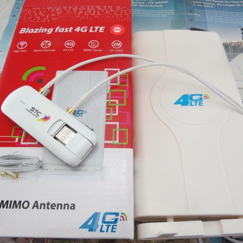 Huawei E3276S-920 4G USB SIM Card Modem+4G Lte Antenna 49dBi TS9
