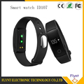 New free shipping Bluetooth 4.0 Smart Bracelet smart band Heart Rate Monitor Wristband Fitness Tracker for Android iOS Russia T0