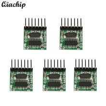 5 шт. 433 мГц Универсальный Беспроводной RF передатчик обучения код 1527 модуль кодирования 433 мГц Дистанционное управление переключатель для Arduino DIY