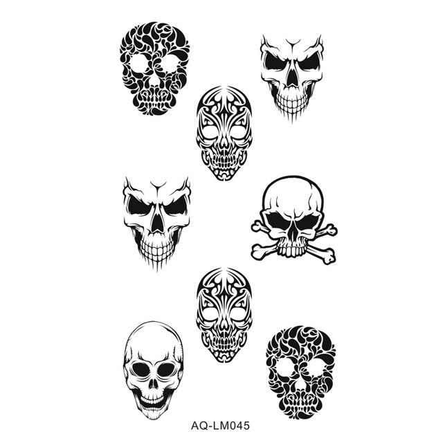 Wyuen Tattoo aufkleber für Erwachsene Kinder Körper Kunst Zeichen ...