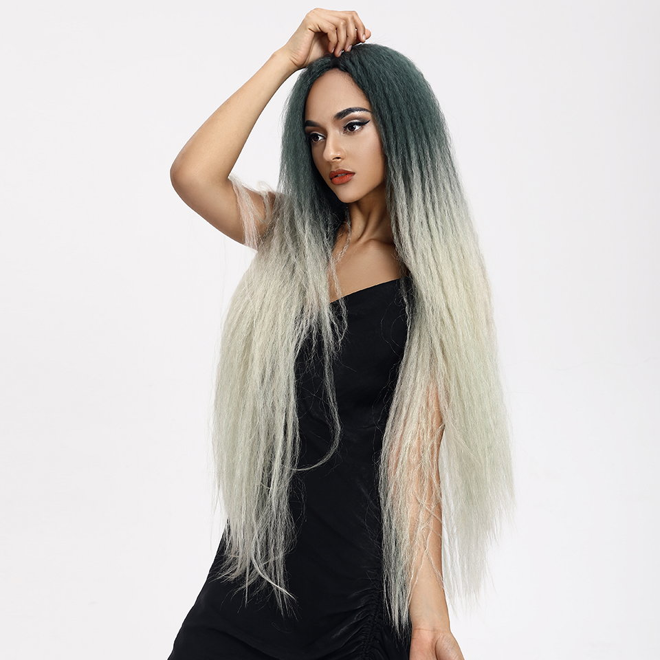Ombre Pound Hair Long 10