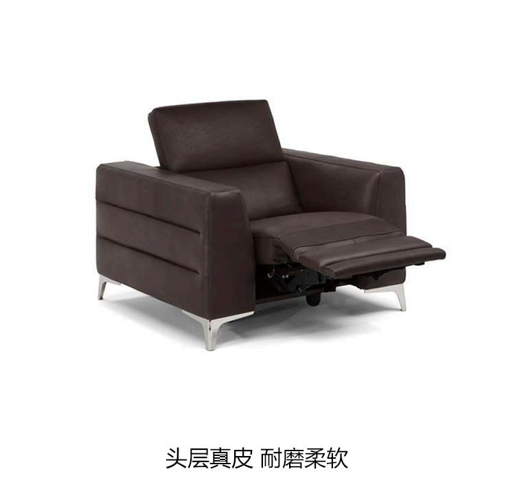 Living Room Swivel Chair Cadeira Recliner Genuine Leather Chairs Sillas Fauteuil Silla Sillon Rocking Chair Armchair Cadeiras