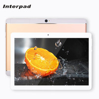 Interpad 2018 NEW Android Tablet 10.1 inch MTK6753 Otca Core IPS 1920*1200 32GB 4G LTE Phone call GPS Wifi Bluetooth 4G tablets