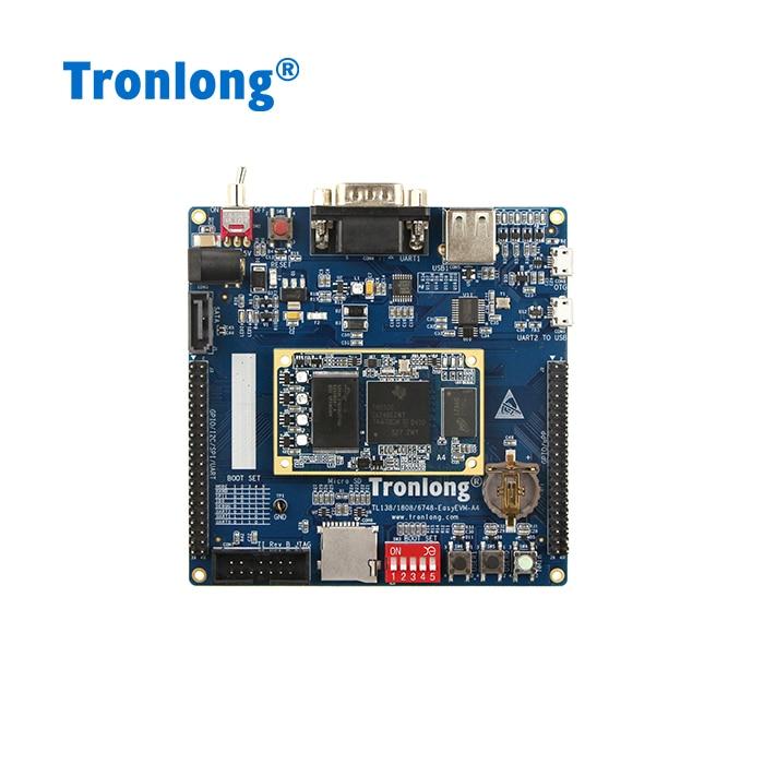 TL6748-EasyEVM TMS320C6748 Development Board Floating-point DSP C6748TL6748-EasyEVM TMS320C6748 Development Board Floating-point DSP C6748