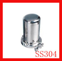 New arrival 1.5 SS304 Stainless steel Clamp sanitary rebreather air filter