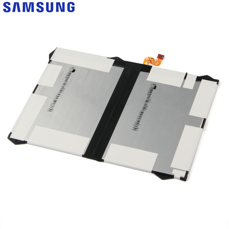 SAMSUNG Original Replacement Battery EB T825ABE For Samsung SM T825C Tab S3 9 7 Authentic Table Batteries 3600mAh in Mobile Phone Batteries from Cellphones Telecommunications
