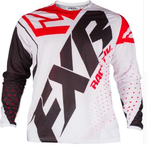 New Top Fashion Maillot Ciclismo 2019 New Mx Mtb Anti-pilling Cycling Bike Thermal Jacket moto  bicycle Jersey Desgin(China)