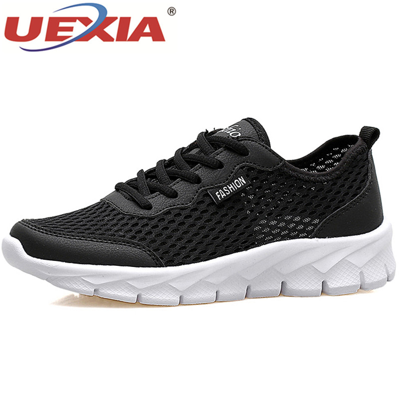 UEXIA New Unisex Casual Shoes Men Lightweight Breathable Flats Men Shoes footwear Zapatos Hombre chaussure homme Big Size 35-48 2017 new spring summer men s casual shoes cheap chaussure homme korean breathable air mesh men shoes zapatos hombre size 39 46 page 8