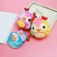 Kids Best Popular Kawaii Chicks Squishies Jumbos Squeeze Toys Slow Rising Anti Stress Collection Gift Break