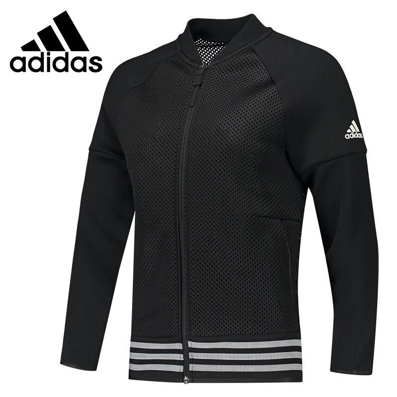 Original New Arrival 2017 Adidas ID JKT SPACER Women's jacket Sportswear adidas original new arrival official neo women s knitted pants breathable elatstic waist sportswear bs4904