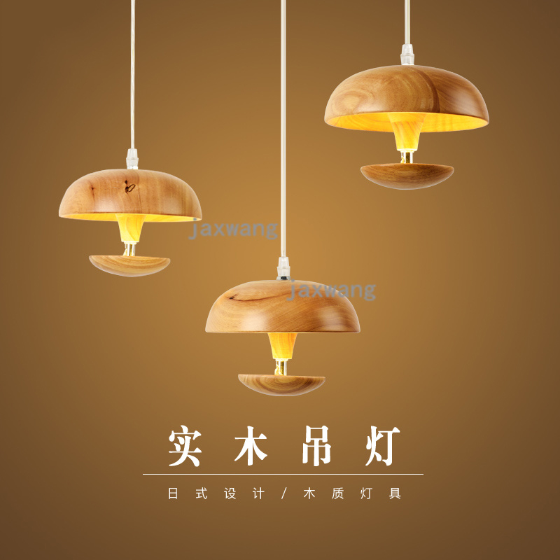 Asia Wooden Art Pendant Lights Personality Dining Room Weave Kitchen Hanging Lamps Antique Bedroom Living Room De Light Fixtures|Pendant Lights| |  - title=