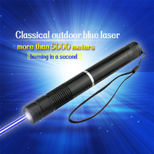 Cheap price RU freeshipping Cheapest High power 1000mw blue burning laser pointer with battery charger laser caps googles