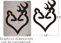 Hunting Deer wood moulds die cut accessories wooden die