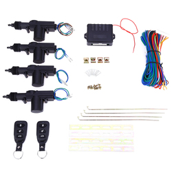 LB - 501 L240 Vehicle Remote Central Lock Keyless Entry System Power Window Switch Car Alarm