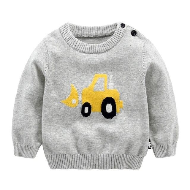 Новорожденных одежда ребенка свитер хлопка вязать весна весна и осень