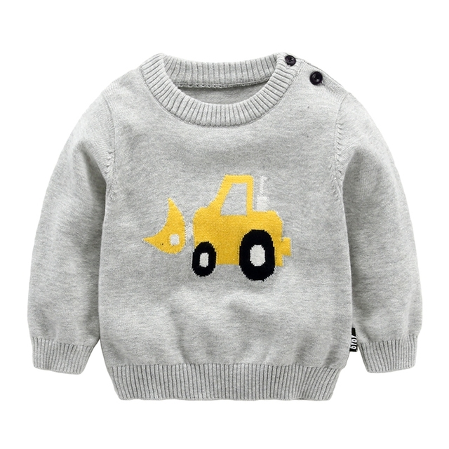 newborn clothes baby sweater cotton knit spring spring and autumn