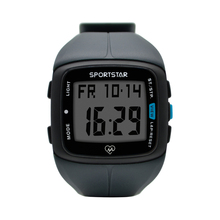 Sportstar Sport Monitor Heart Rate Without Chest Belt Smart Digital Watch Wristwatch With Steps Speed Calorie