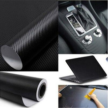 Car accessories Motorcycle 3D Carbon Fiber Viny sticker car Interior decal 10x127cm for vw renault opel mazda 6 ford lada volvo