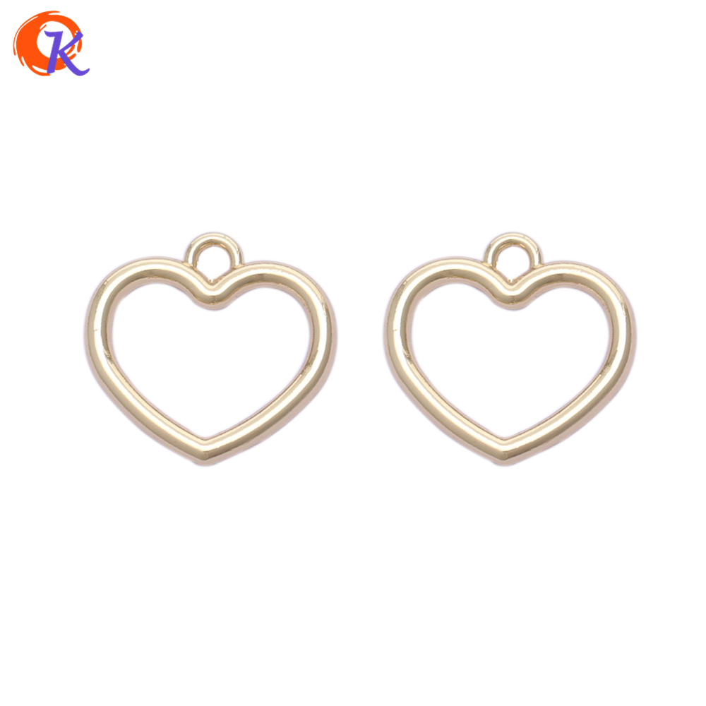 Cordial Design 100Pcs/Lot 19*20MM Jewelry Making/Gold Color Zinc Alloy /Earrings Base Parts/Earring Findings/Jewelry Accessories