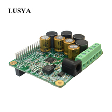Lusya Raspberry Pi Amplifier HIFI Expansion Board 25W with AUX Compatible Raspberry Pi 3 Model B, 2B, B+ A4 015