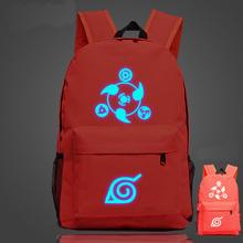 Naruto men and women  backpack