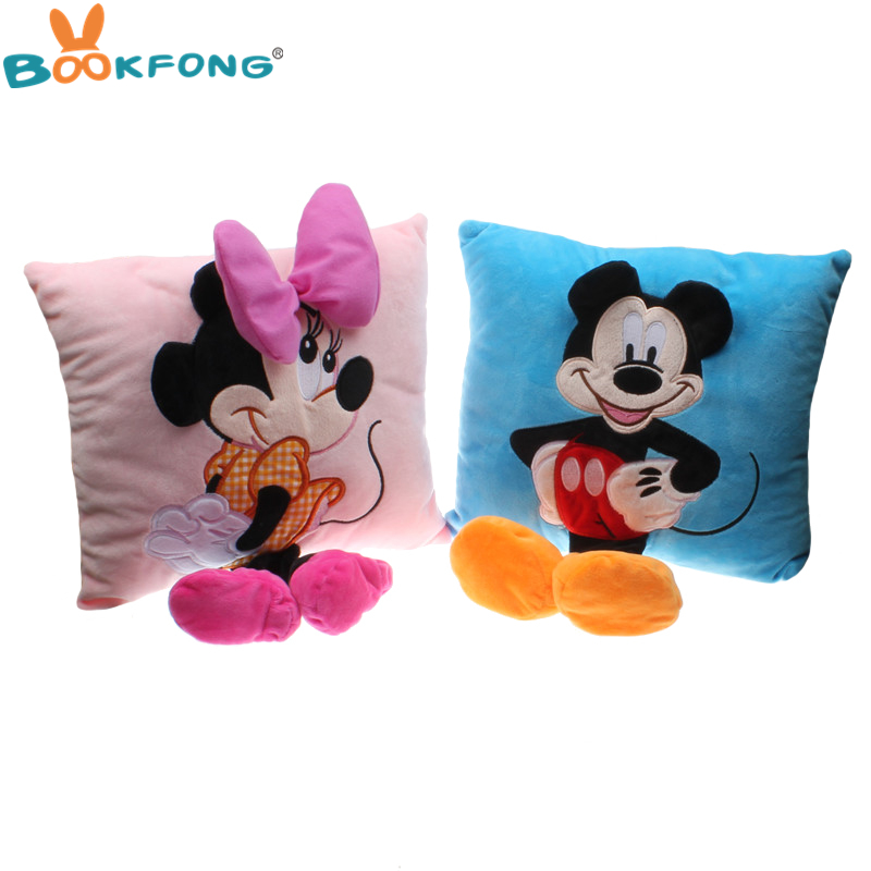 35cm-3D-Mickey-Mouse-and-Minnie-Mouse-Plush-Pillow-Kawaii-Mickey-Minnie-Plush-Toys-Kids-Birthday-Gifts-Home-Sofa-Decor-1