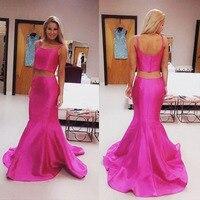 Hot Pink Formal Party Skirts Womens Empire Waist Sexy Mermaid Long Skirt Fuchsia Lolita Maxi Skirts Fashion