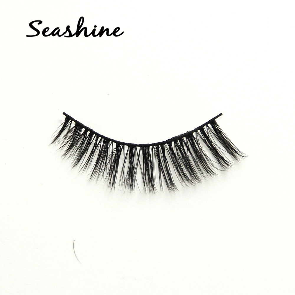 20 pairs / lot 3D Mink Eyelashes HandMade False Eyelashes False Lashes Full Strip Fake Eyes Lashes Extension Tools