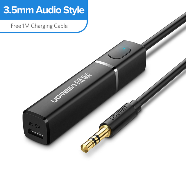 3.5mm Audio Port
