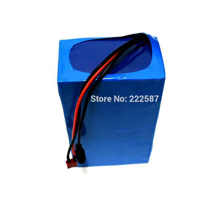 SWORDS FOX 60V 30AH With Samsung 2900 cell 60A BMS WiElectric Bicycle Battery Lithium Battery E-bike battery with 5A charger