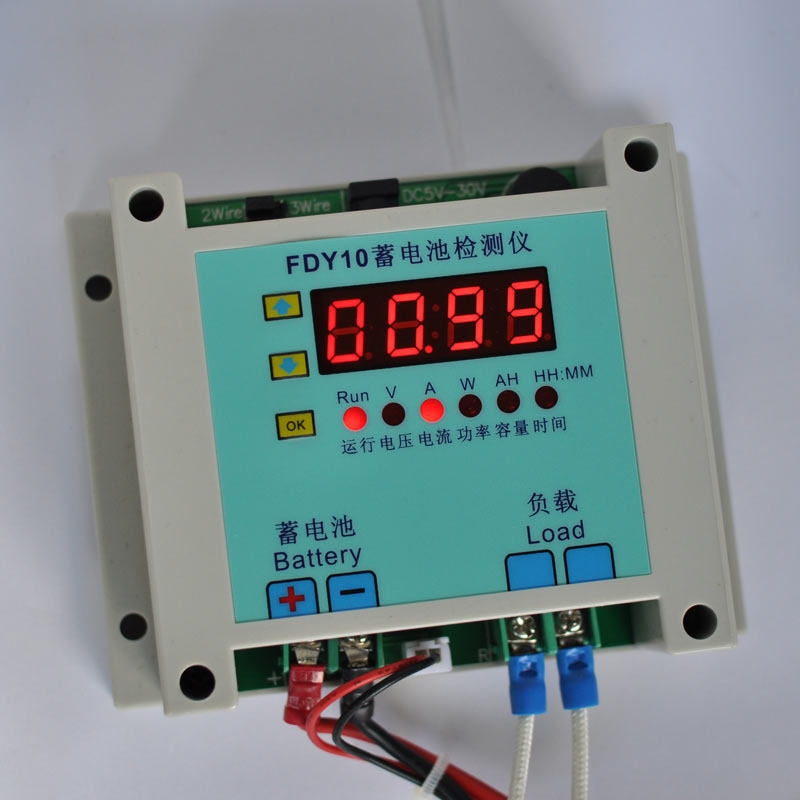 Battery capacity tester, battery capacity detector, electronic load battery discharge test купить в Москве 2019