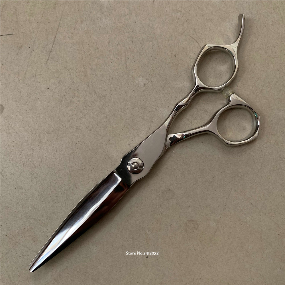 Japan Hot H S Professional Hairdresser Hair Cutting Scissors 5 8 440C High Quality Barber Shop