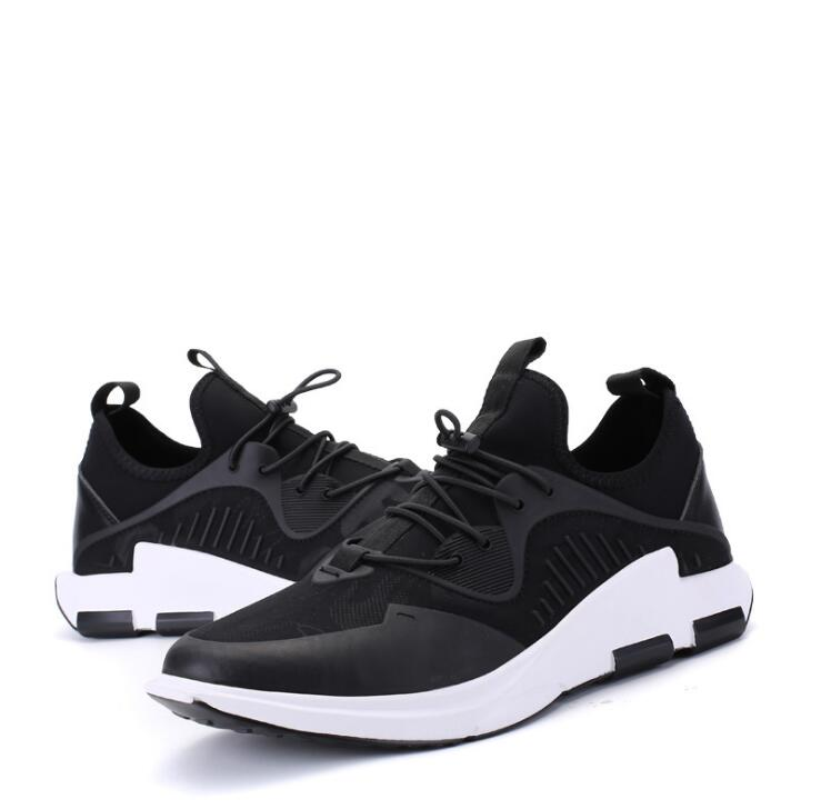 Spring summer mens running shoes breathable running shoes wholesale high quality ...
