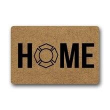 Welcome Home Doormat Mat Custom Door