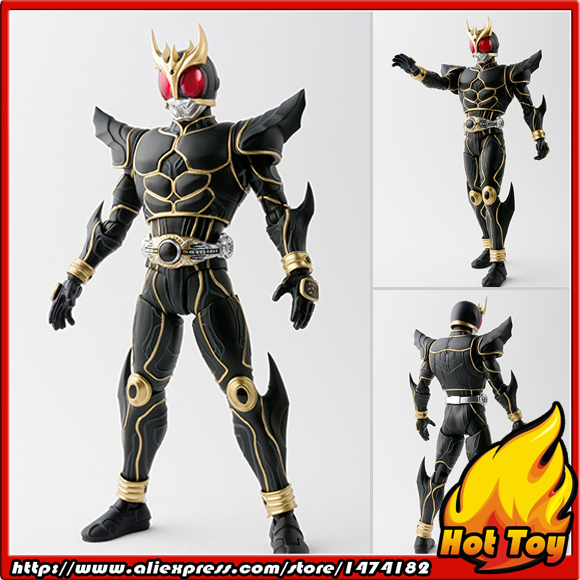 BANDAI Tamashii Nations S.H.Figuarts (SHF) Exclusive Action Figure - Masked Rider Kuuga Ultimate Form from Masked Rider Kuuga anime masked rider kuuga original bandai tamashii nations s h figuarts shf exclusive action figure n daguva zeba