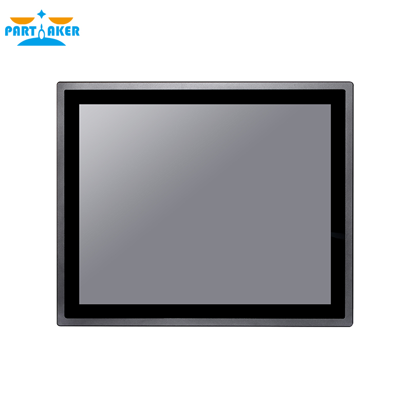 Z19 Partaker Hot Sale 17 Inch Intel I7 3537U Duad Core Capacitive Screen Touch Panel PC OEM/ODM IP65 4G RAM 64G SSD