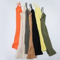 100% Silk Chemise Nightgown Nightdress Sleepwear with spaghetti straps JN002
