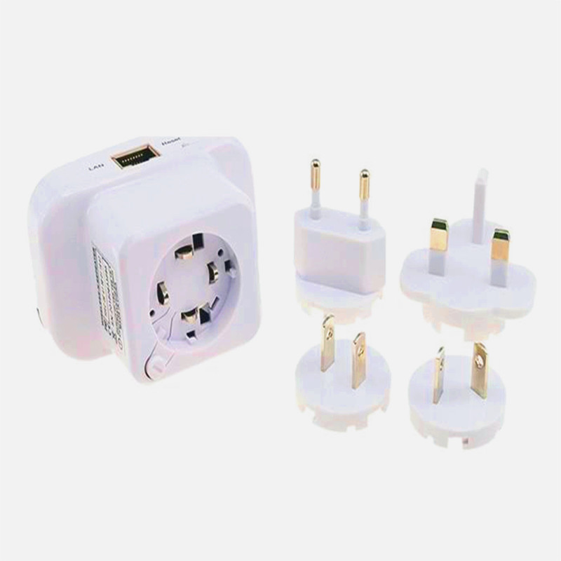 10 pcs 2.4G Wireless Wifi Repeater 802.11N/B/G Network Signal Range Expander Wifi Antenna Roteador Signal Amplifier Repetidor