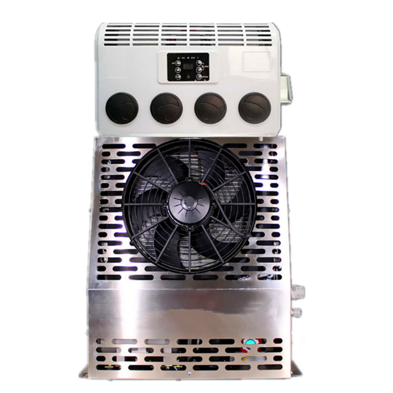 Auto Air Conditioning Trucks 12V Air Conditioner For Truck 24V Conditioner Truck Air Conditioner For Car