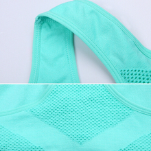 2x Sport Bra Push Up For Sports For Women-Mint Green,XL