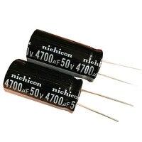 50V 4700UF Electrolytic Capacitor 20pcs 18 35