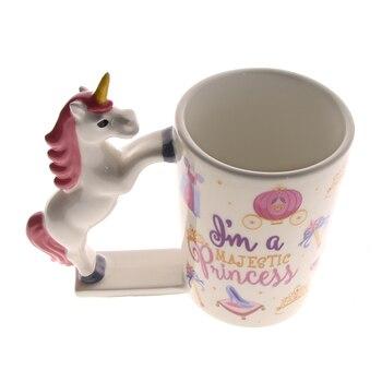 Ceramic Magical Pink Unicorn Mug