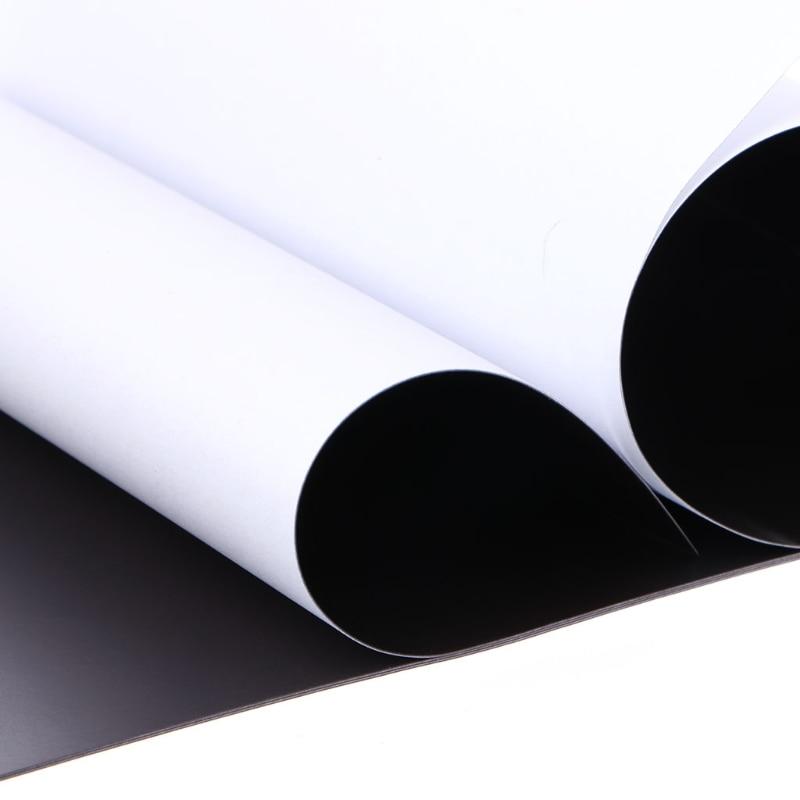 2019 New 5Pcs/Lot A4 Magnetic Inkjet Printing Sheet Photo Paper Mate Finish Fridge Magnet